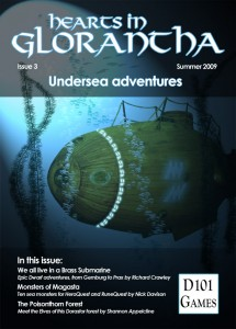 Hearts in Glorantha Issue 3