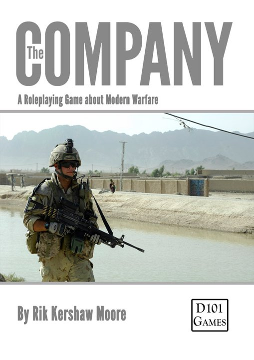 The Company (Softcover +Pdf)