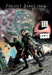 Project Darklight Cover by Steven Austin