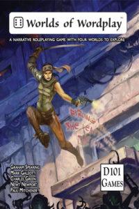 Worlds of Wordplay cover by Jon Hodgson