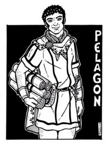 Pelagon by Peter Town