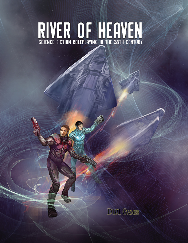 River of Heaven- Refreshed (Print+ PDF)
