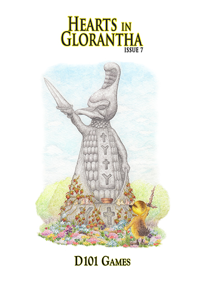 Hearts in Glorantha Issue 7 PREORDER