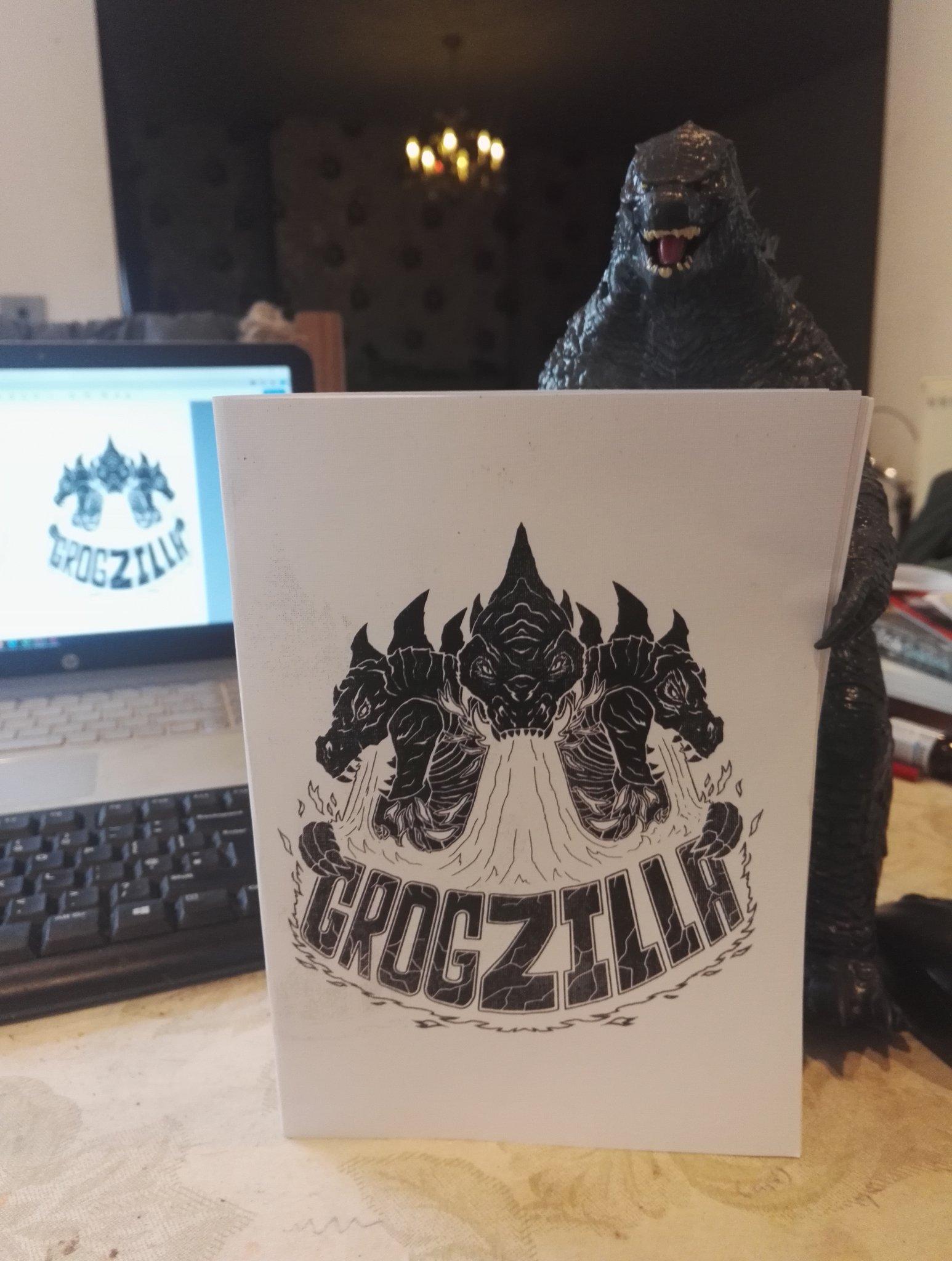 Grogzilla - Preorder