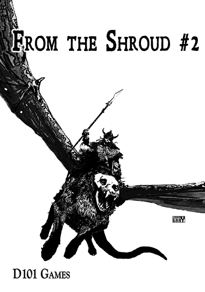 From the Shroud #2 - PDF only